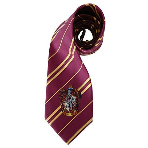Harry Potter Gryffindor House Necktie, Elope, The Fandom Frenzy, Amazon.com