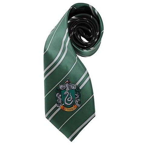 Harry Potter Slytherin House Necktie, Elope, The Fandom Frenzy, Amazon.com