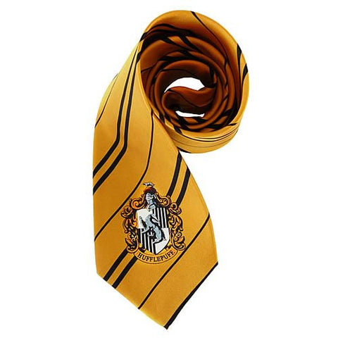 Harry Potter Hufflepuff House Necktie, Elope, The Fandom Frenzy, Amazon.com