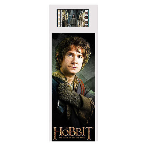 The Hobbit The Battle of the Five Armies Bilbo Bookmark, Filmcells Ltd., The Fandom Frenzy, Amazon.com