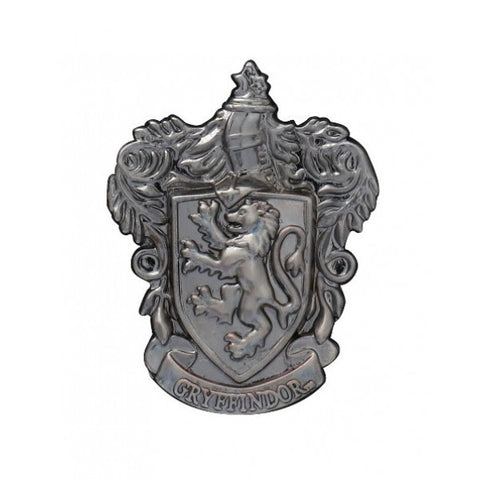 Harry Potter Gryffindor Crest Pewter Lapel Pin, Monogram, The Fandom Frenzy, Amazon.com