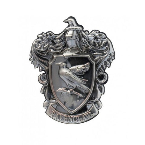 Harry Potter Ravenclaw Crest Pewter Lapel Pin, Monogram, The Fandom Frenzy, Amazon.com
