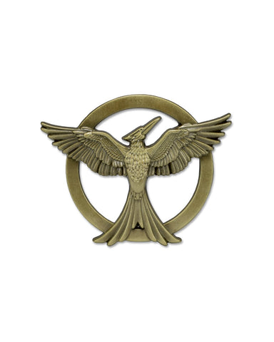 The Hunger Games: Mockingjay Part 1 Mockingjay Pin Prop Replica, NECA, The Fandom Frenzy, Amazon.com