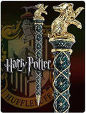 Harry Potter Hogwarts Hufflepuff House Pen, Noble Collection, The Fandom Frenzy, Amazon.com