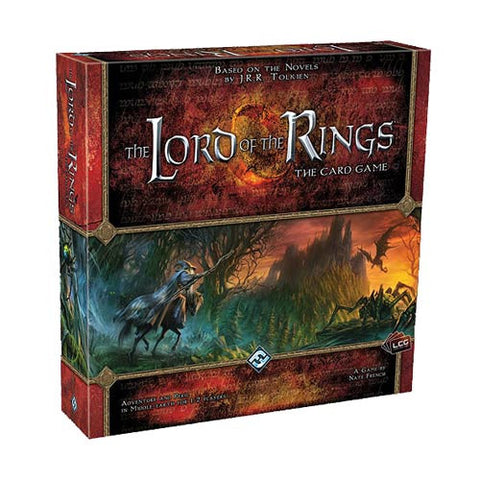 Lord of the Rings: The Card Game, Fantasy Flight Games, The Fandom Frenzy, Amazon.com
