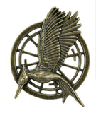 The Hunger Games: Catching Fire Mockingjay Pin Prop Replica, NECA, The Fandom Frenzy, Amazon.com