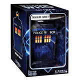 Doctor Who Titans Trenzalore TARDIS 8-inch Vinyl Figure - 2014 New York Comic Con Exclusive, Titans, The Fandom Frenzy, Amazon.com