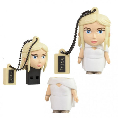 Game of Thrones Daenerys Targaryen 16GB USB Flash Drive, Maikii, The Fandom Frenzy, Amazon.com