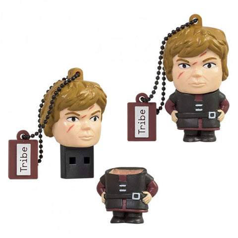 Game of Thrones Tyrion Lannister 16GB USB Flash Drive, Maikii, The Fandom Frenzy, Amazon.com