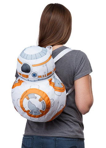 Star Wars: Episode VII - The Force Awakens BB-8 Back Buddy, Comic Images, The Fandom Frenzy, Amazon.com