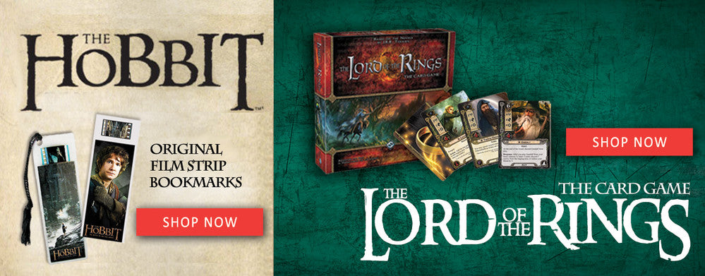 Shop Hobbit/Lord of the Rings Merchandise