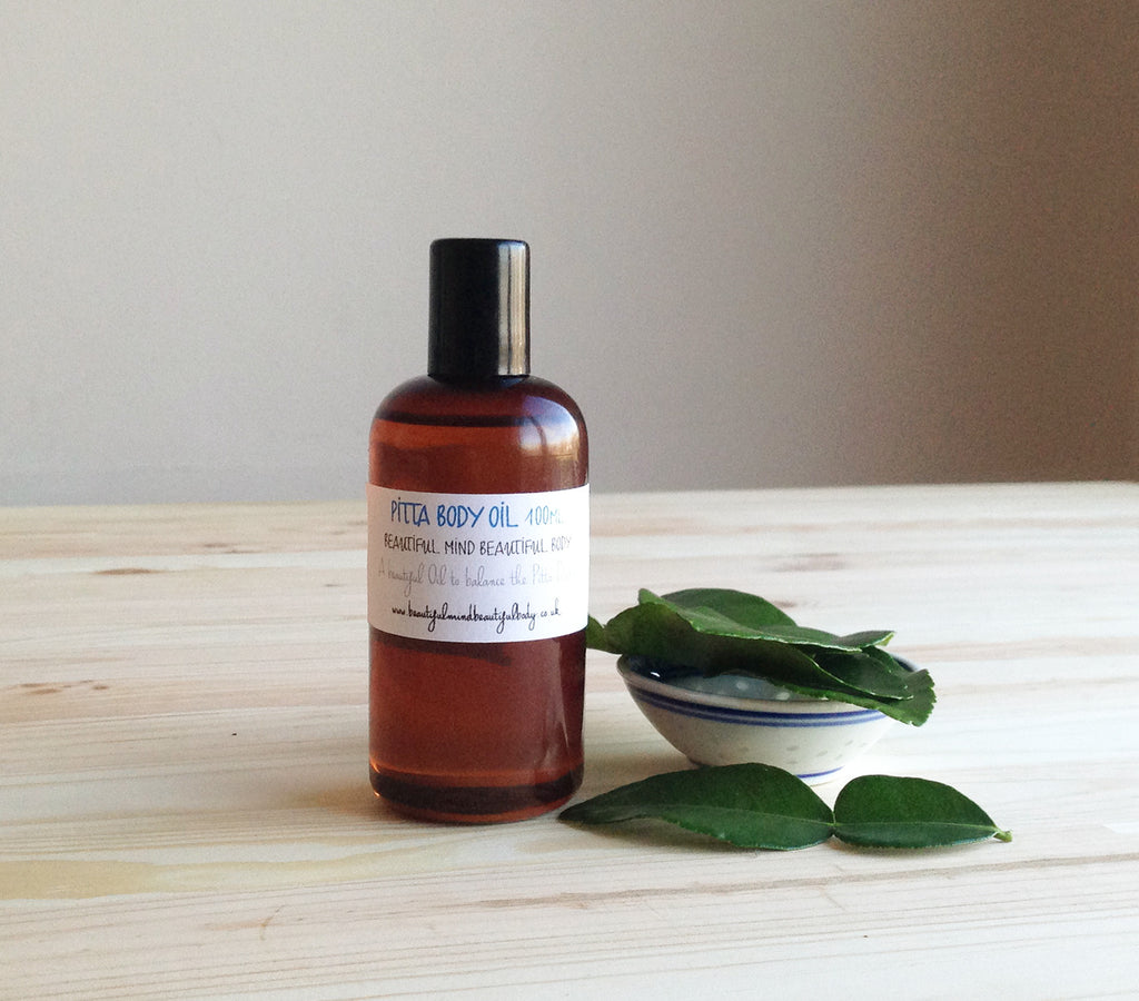 Calming Body oil, 100ml.