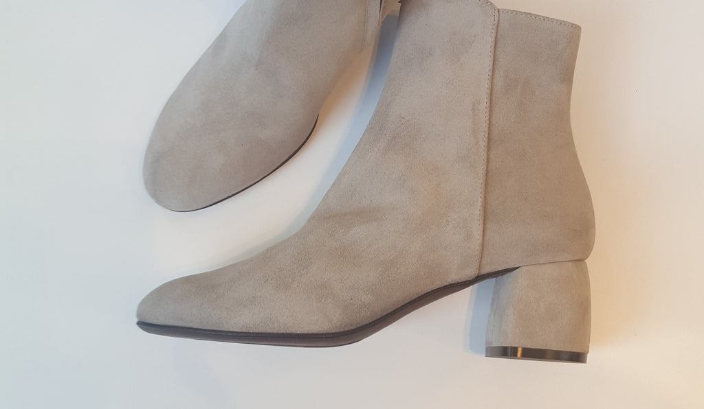 AGL taupe boot