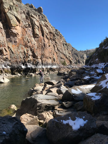 Colorado Spring Fly Fishing