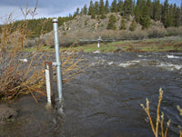 Upper Taylor River Gauge above Taylor Reservoir