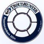 TroutHunter Fluorocarbon Tippet 50 M Available in all sizes