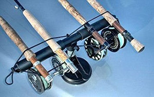 Fly Fishing Rod Vacum & Magnetic Mount Car Top Rod Carrier SVMT Professor  Bodkin