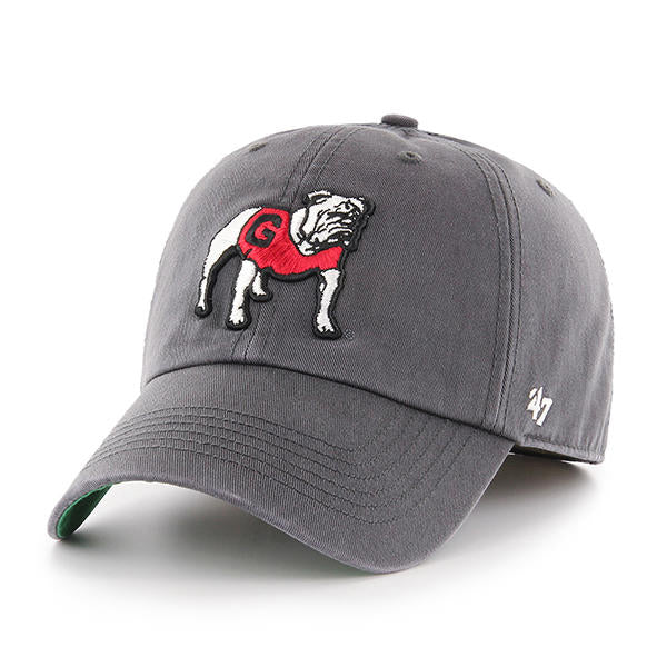 "Georgia ""Classic Dawg"" Hat -Charcoal"