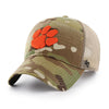 "Clemson ""Multicam Trucker"" Hat"