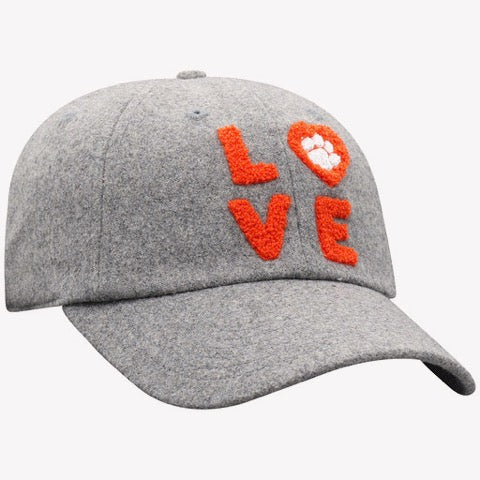 "Clemson ""Ladies Love Tigers"" Hat"