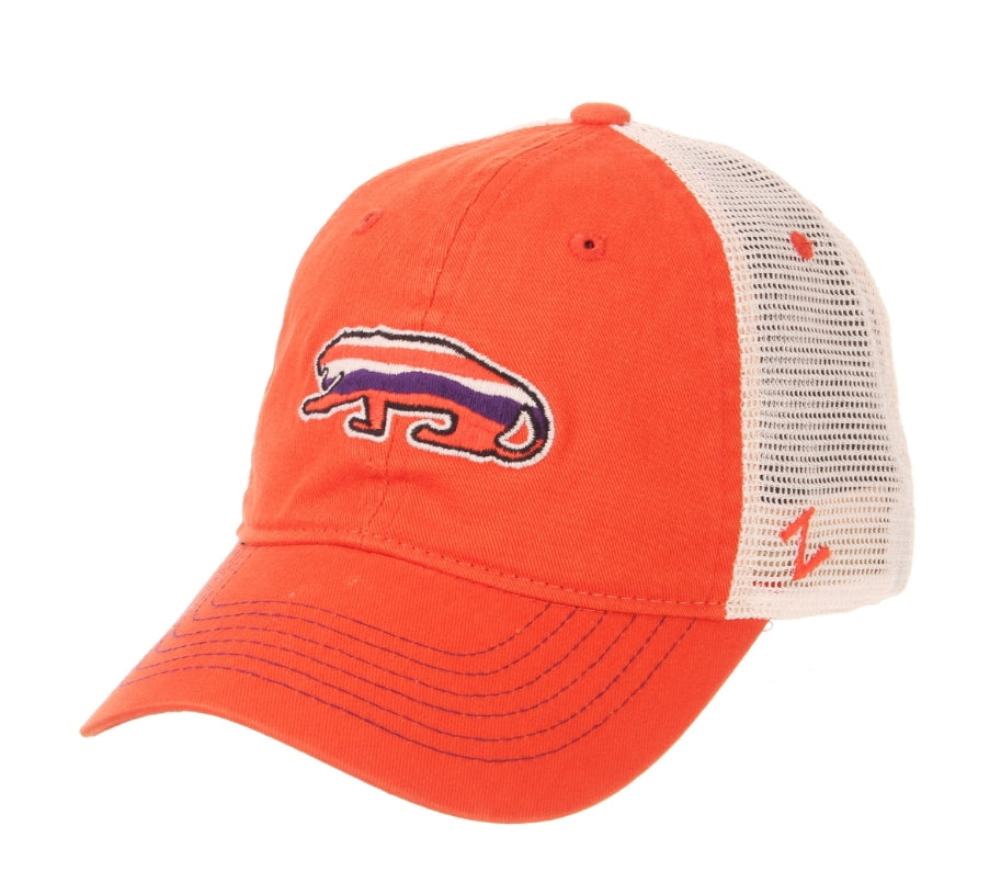 "Clemson ""Tiger Prowl Trucker"" Hat"