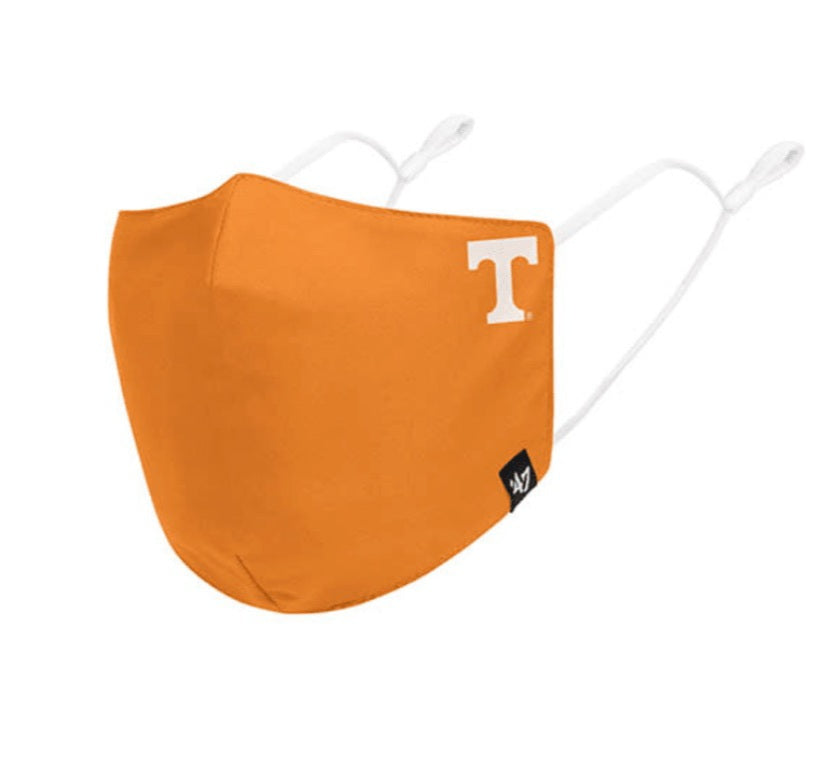 Tennessee Volunteers Licensed Face Cover - '47 Brand