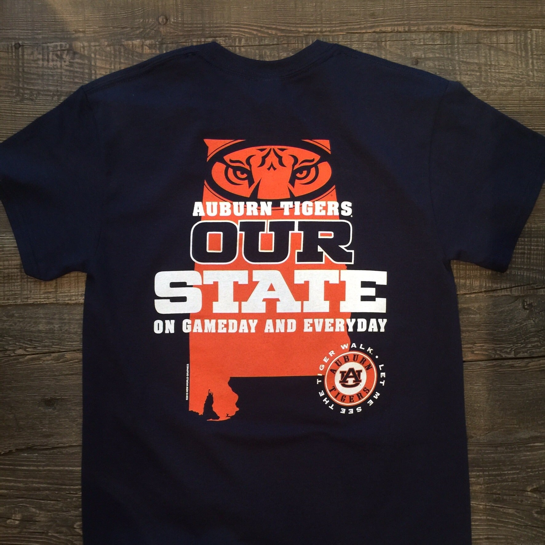 "Auburn ""Our State"""