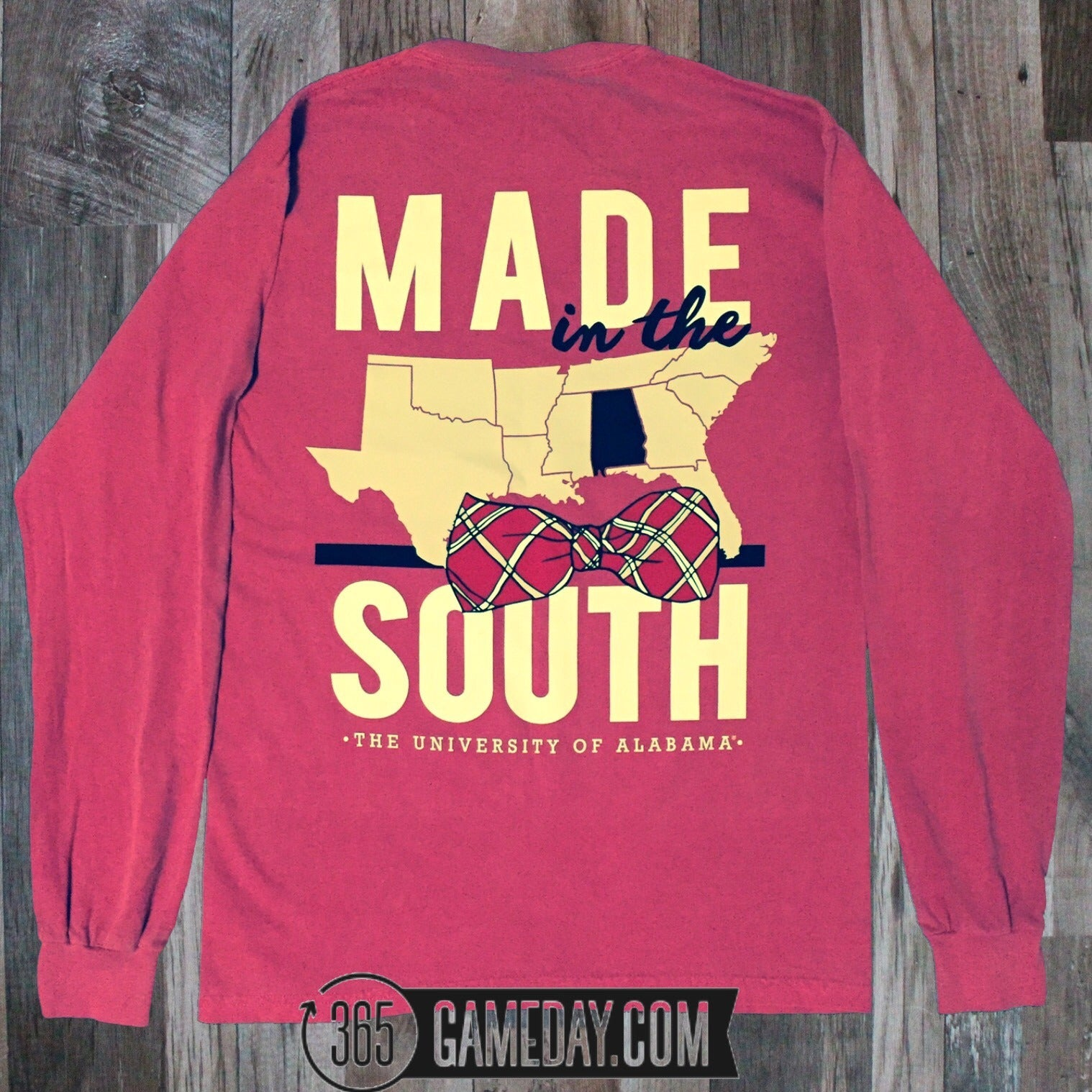 "Alabama ""Made in the South"""