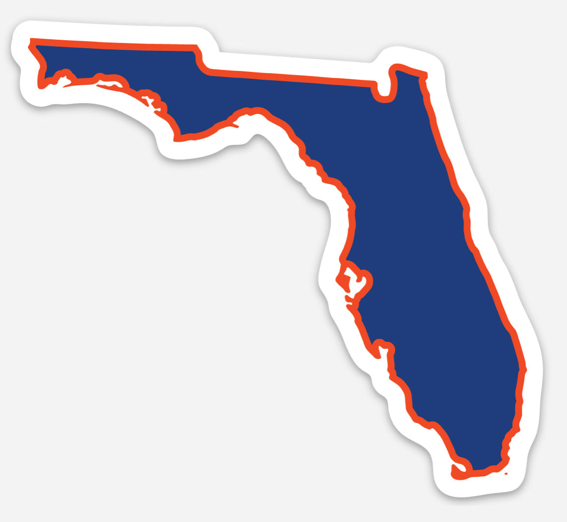 Florida Home State Decals