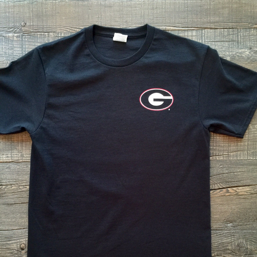 Georgia Pride (Black)