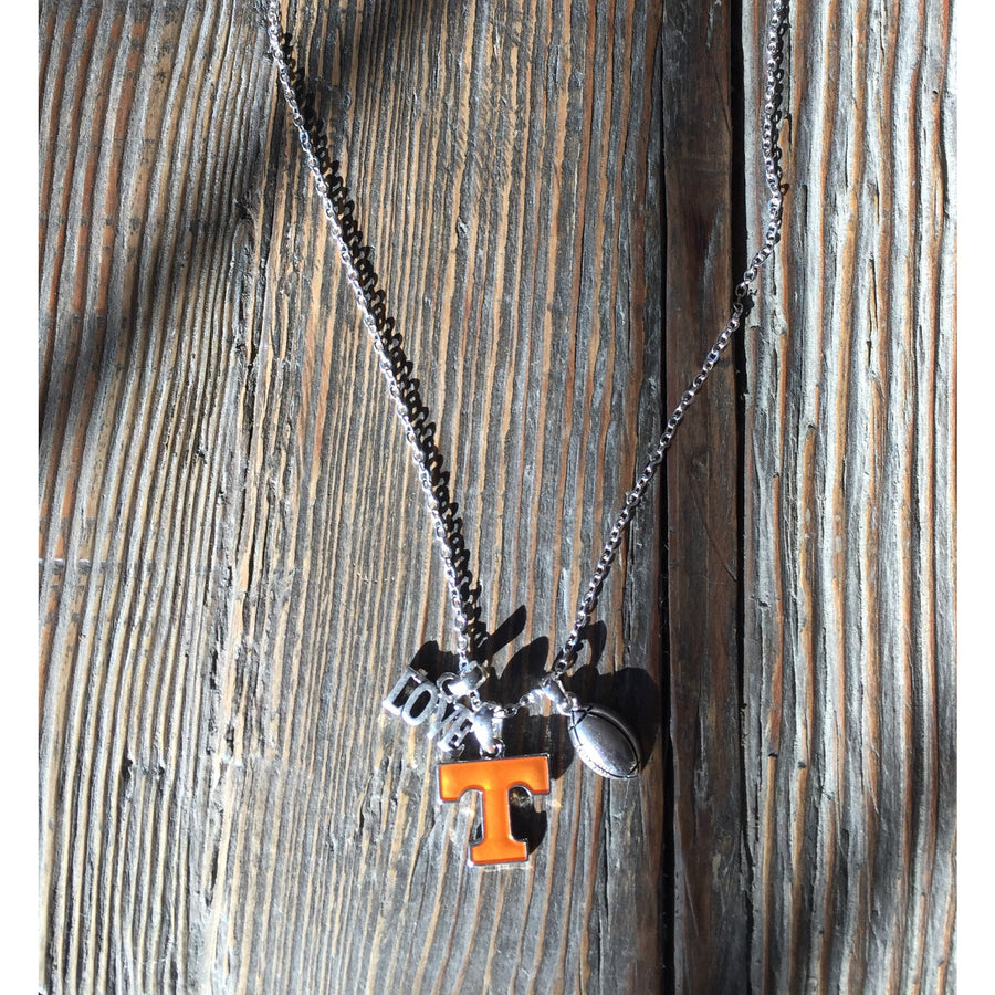 "Tennessee ""Love"" Necklace"