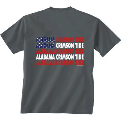 "Alabama ""Crimson Tide Patriot"""