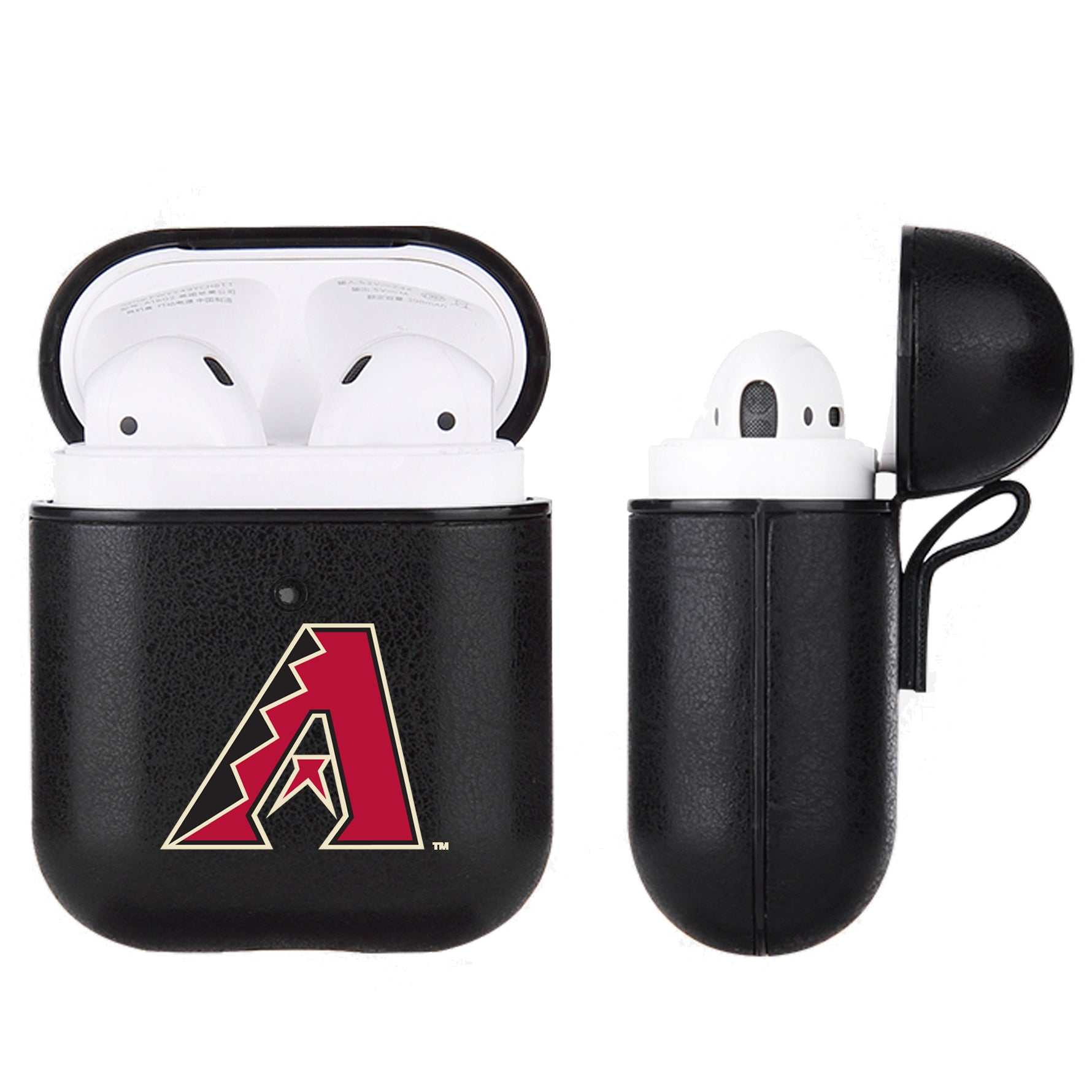 Arizona Diamondbacks Apple Air Pod Leatherette