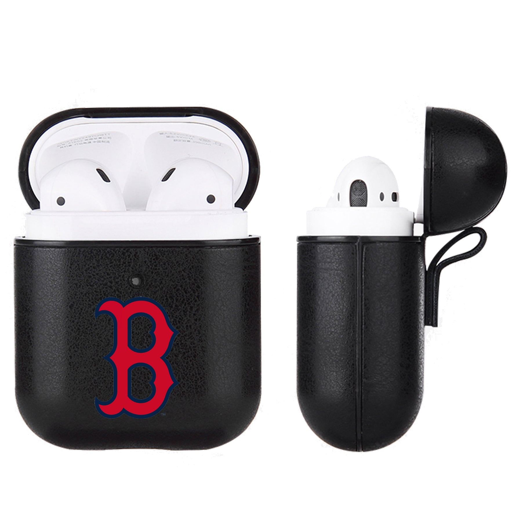 Boston Red Sox Apple Air Pod Leatherette