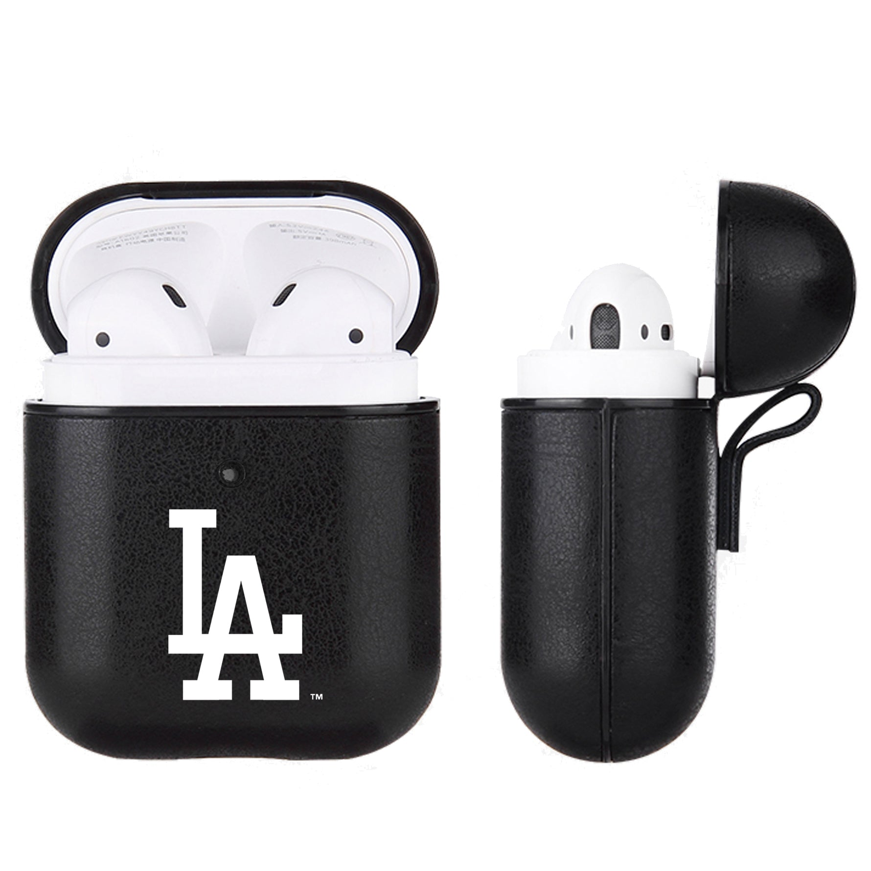 Los Angeles Dodgers Apple Air Pod Leatherette