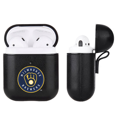 Milwaukee Brewers Apple Air Pod Leatherette