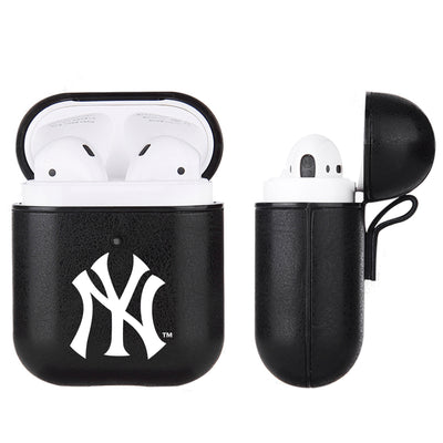 New York Yankees Apple Air Pod Leatherette