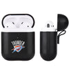 Oklahoma City Thunder Black Apple Air Pod Leather Case