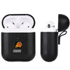 Phoenix Suns Black Apple Air Pod Leather Case