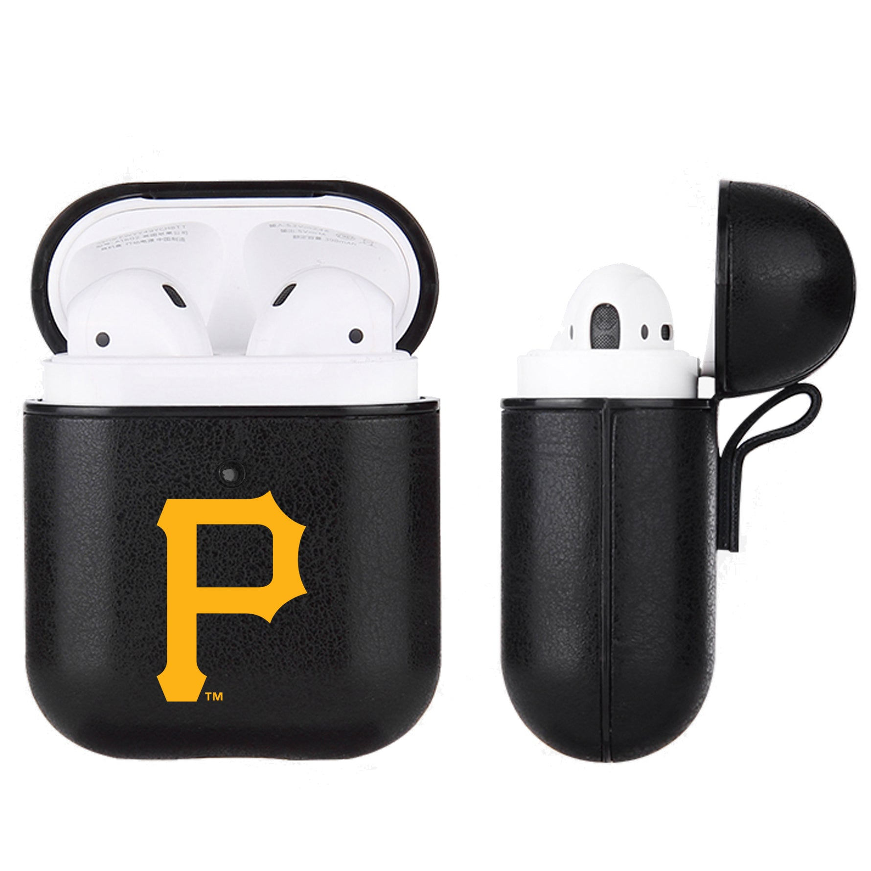 Pittsburgh Pirates Apple Air Pod Leatherette