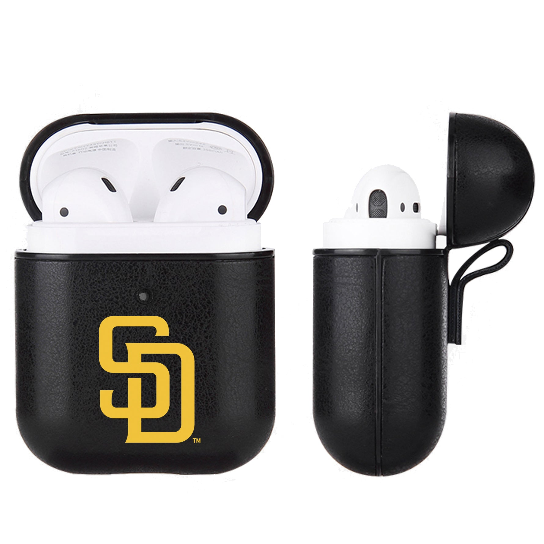 San Diego Padres Apple Air Pod Leatherette