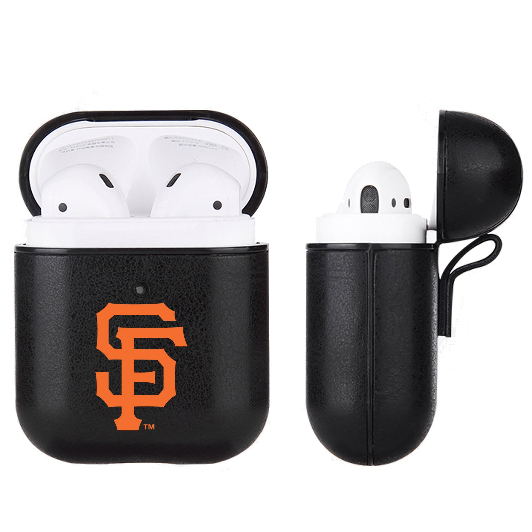 San Francisco Giants Apple Air Pod Leatherette