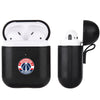 Washington Wizards Black Apple Air Pod Leather Case