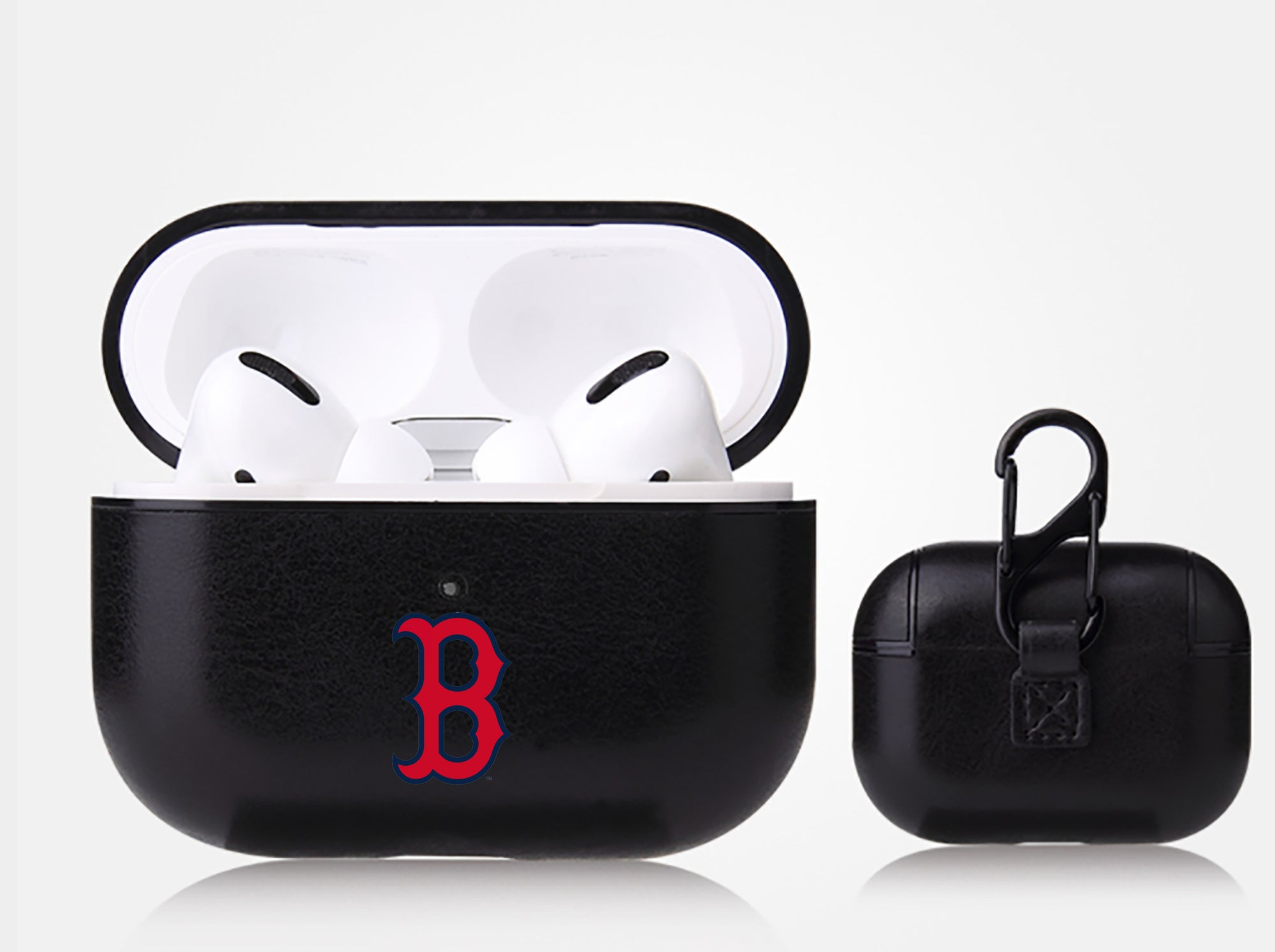 Boston Red Sox Apple Air Pod Pro Leatherette