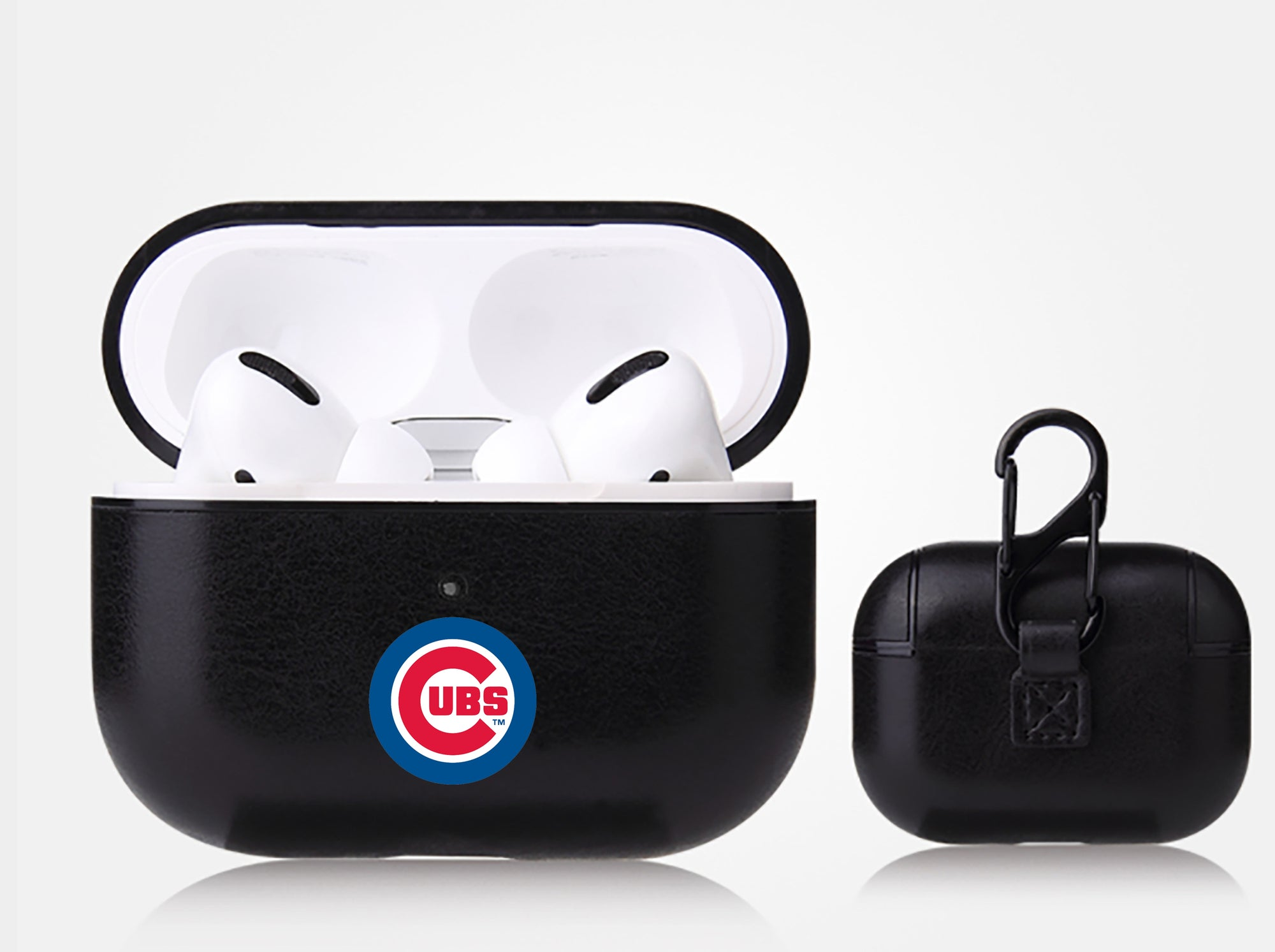 Chicago Cubs Apple Air Pod Pro Leatherette