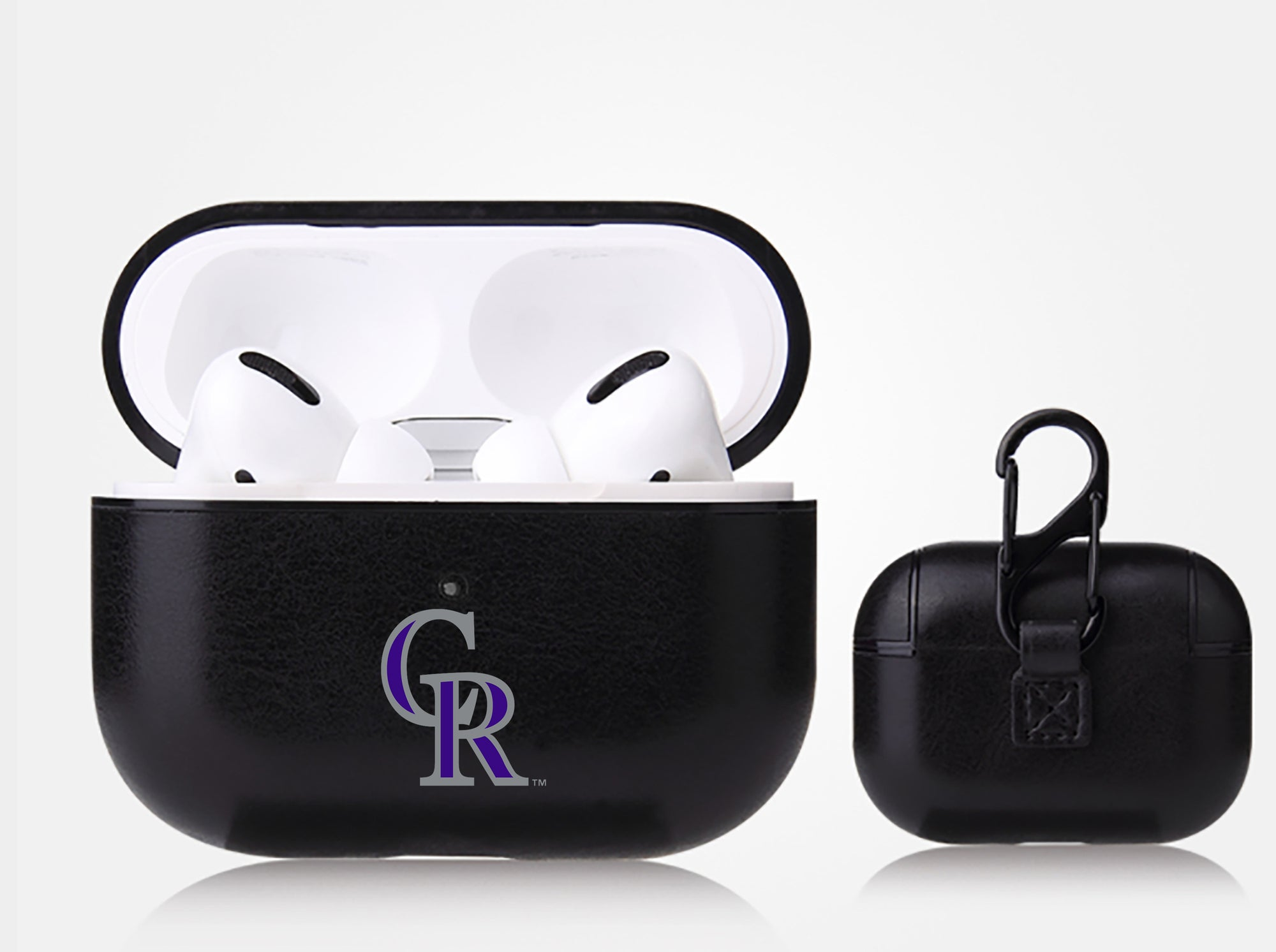 Colorado Rockies Apple Air Pod Pro Leatherette