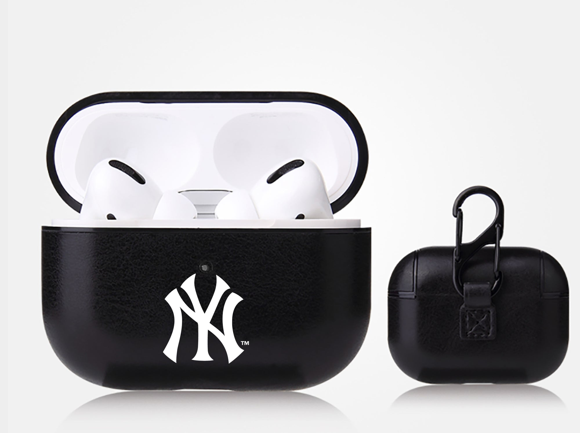 New York Yankees Apple Air Pod Pro Leatherette