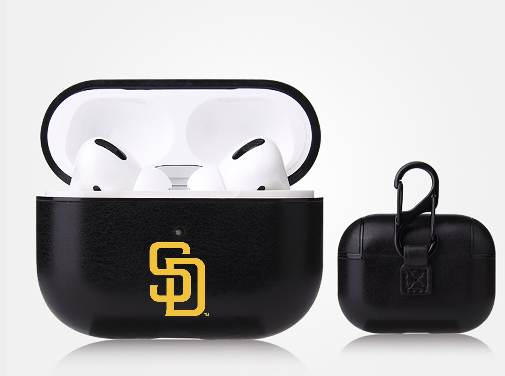San Diego Padres Apple Air Pod Pro Leatherette