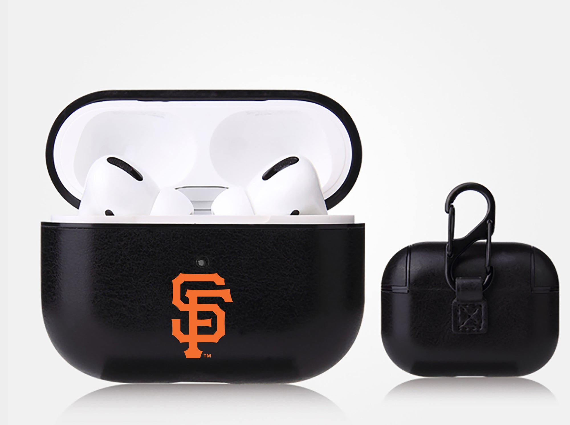 San Francisco Giants Apple Air Pod Pro Leatherette