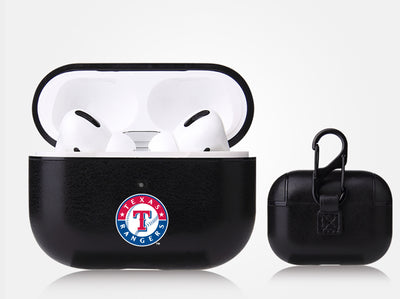 Texas Rangers Apple Air Pod Pro Leatherette